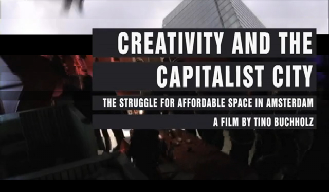 Creativity and Capitalist City